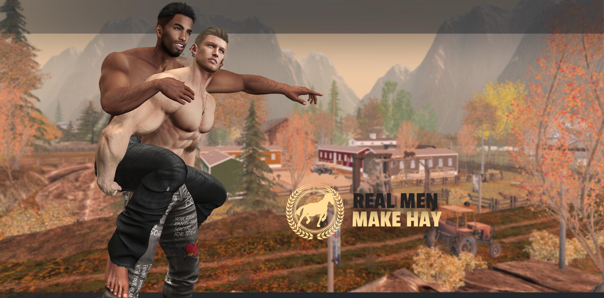 Gay virtual men games